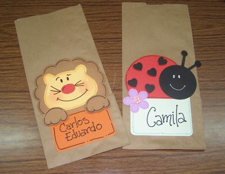 8f176cb54 Ideas de bolsitas para fiestas infantiles - Imagui